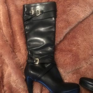 Like new Cole Haan leather boots